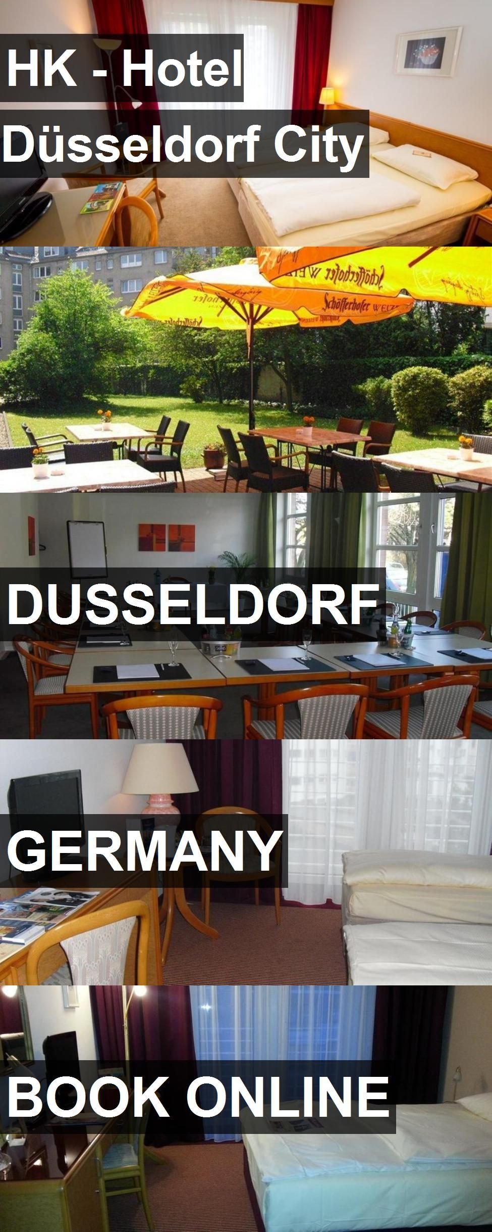 HK - Hotel Düsseldorf City in Dusseldorf, Germany. For