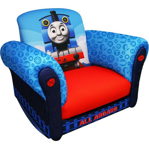 Thomas the Tank Engine Deluxe Rocker possible gift idea for C and