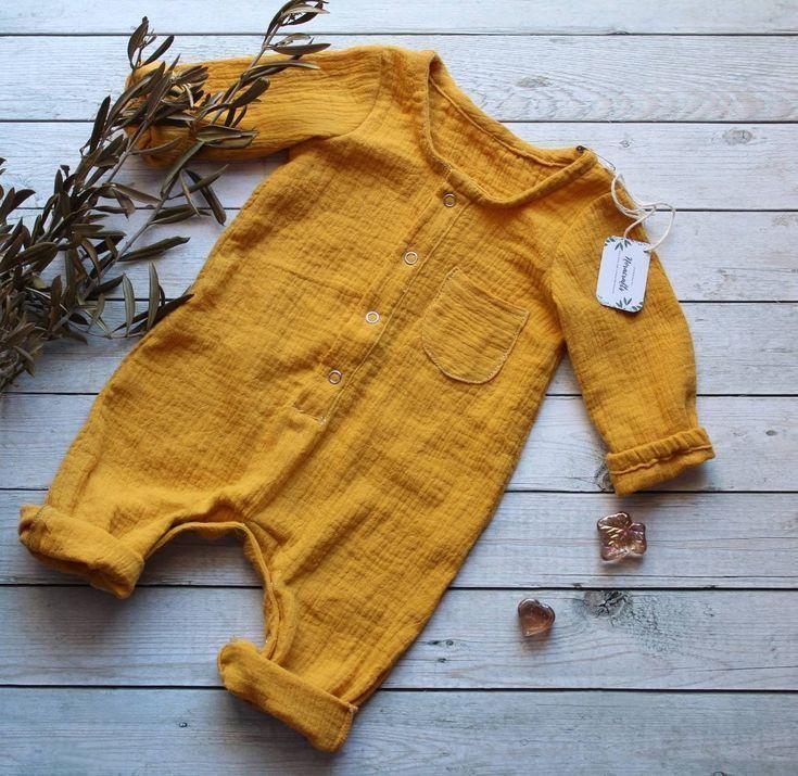 Photo of Neugeborene Babykleidung, handgemacht, Babykleidung, Babygeburtsgeschenk, neues …
