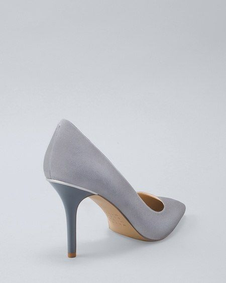 0f0d28529c Women's Ella Suede Heels by White House Black Market | Products ...