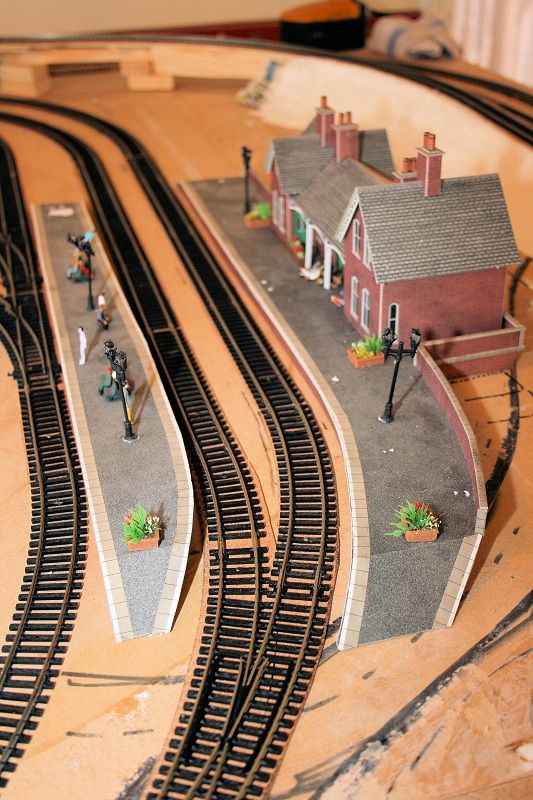 9x6 Upgrade from 8x4 - Model Rail Forum | model trains