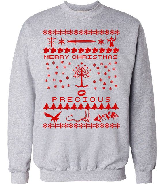 Lord Of The Rings Christmas Jumper.Pin By Nerdgirltees On Lord Of The Rings Tolkien Fan