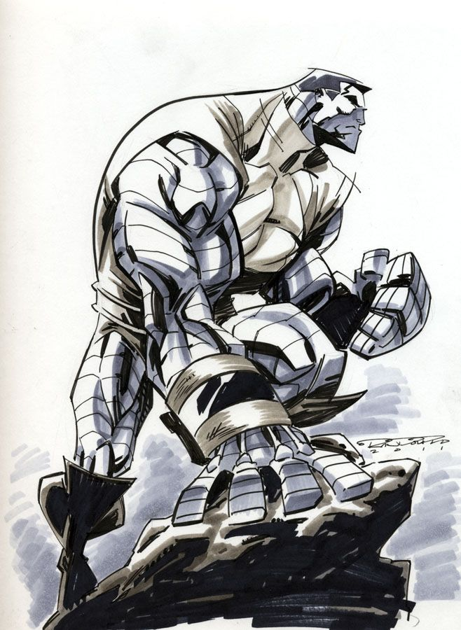 Marvel Drawings Sketches