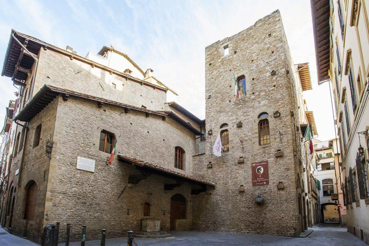 Museo Casa Di Dante A Firenze Alessandria Medieval Houses Trip