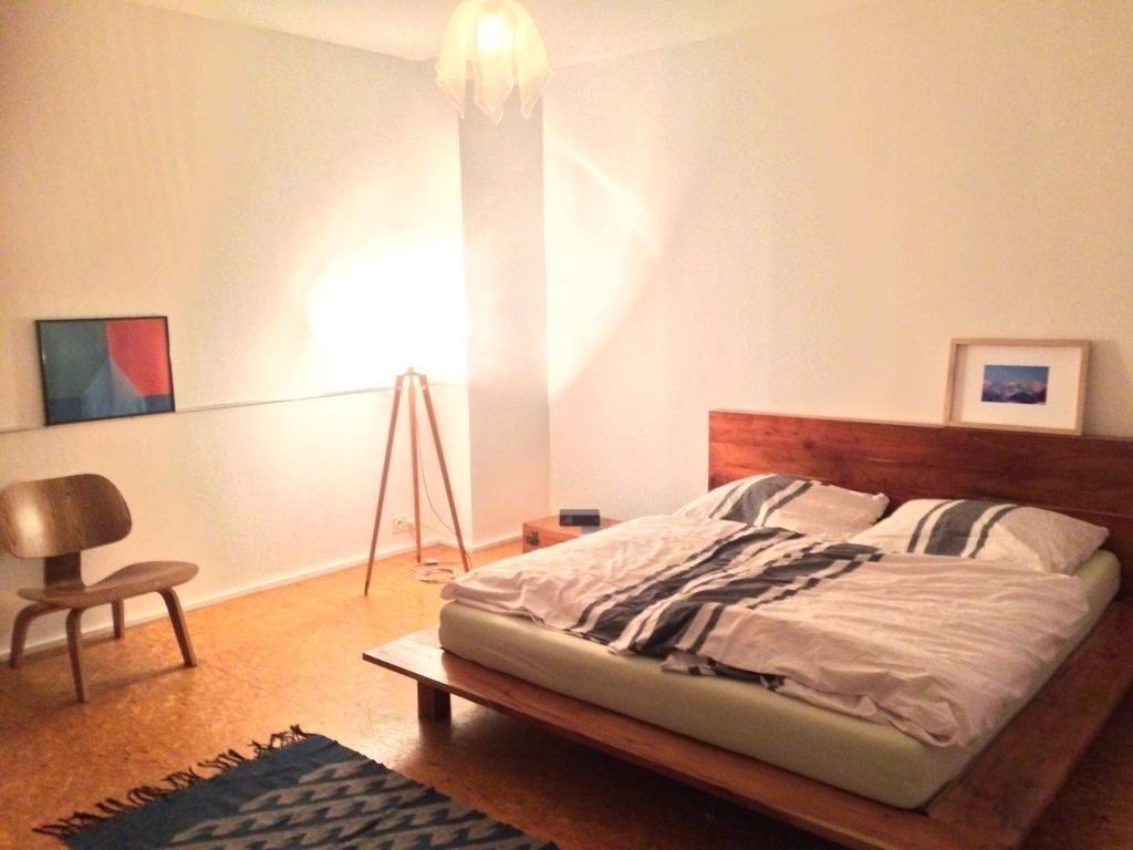 dieses hübsche schlafzimmer besticht vor allem durch seine design, Schlafzimmer entwurf