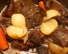 Boeuf bourguignon   - recettes paleo -   -