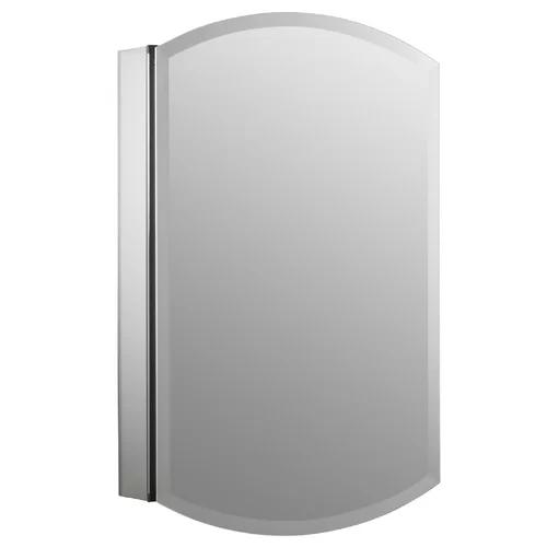 Zipcode Design Knighten 17 Single Bathroom Vanity Set Reviews Wayfair In 2020 Medicine Cabinet Mirror Wall Mounted Medicine Cabinet Adjustable Shelving