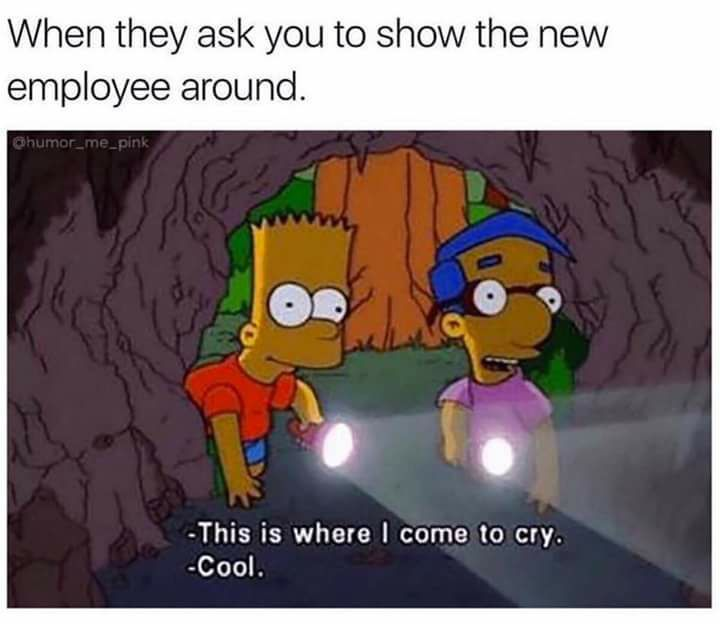 This Meme Was Passed Around My Group Of Daycare Cohorts Work Humor Work Memes Funny Pictures