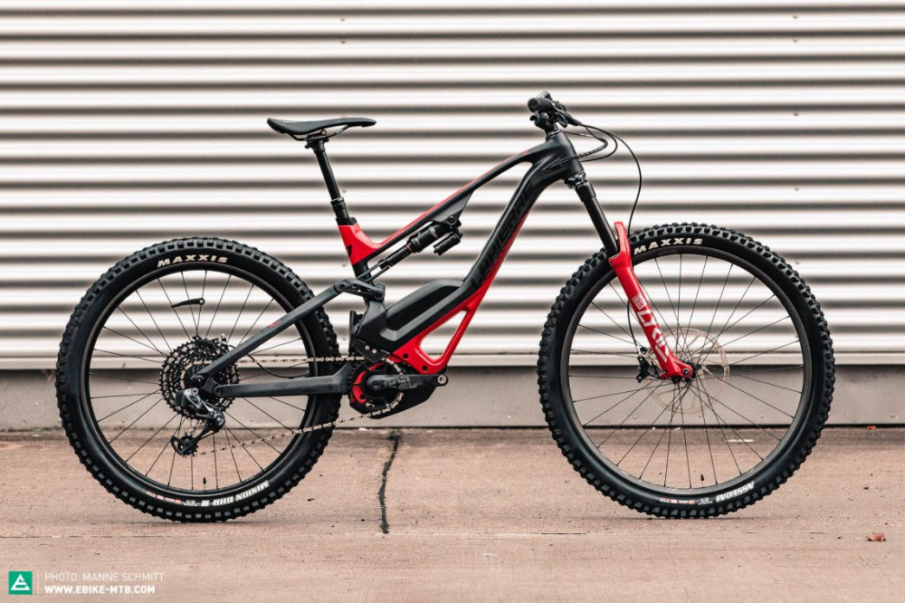 Brand New Lapierre Overvolt Am Carbone Glp Ii Team 2020 The First Emtb For Racing Bike Freestyle Racing Team Models