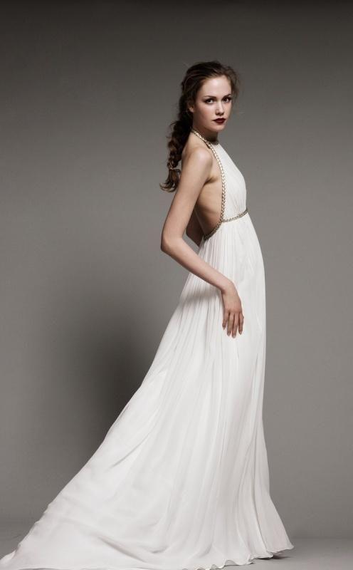 30 wunderschöne griechische Gardinen Brautkleider | Hochzeitskleider ...