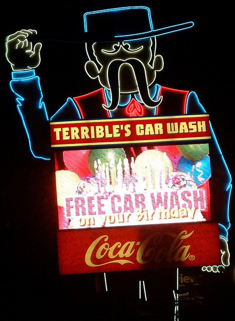 Terribles Car Wash Las Vegas