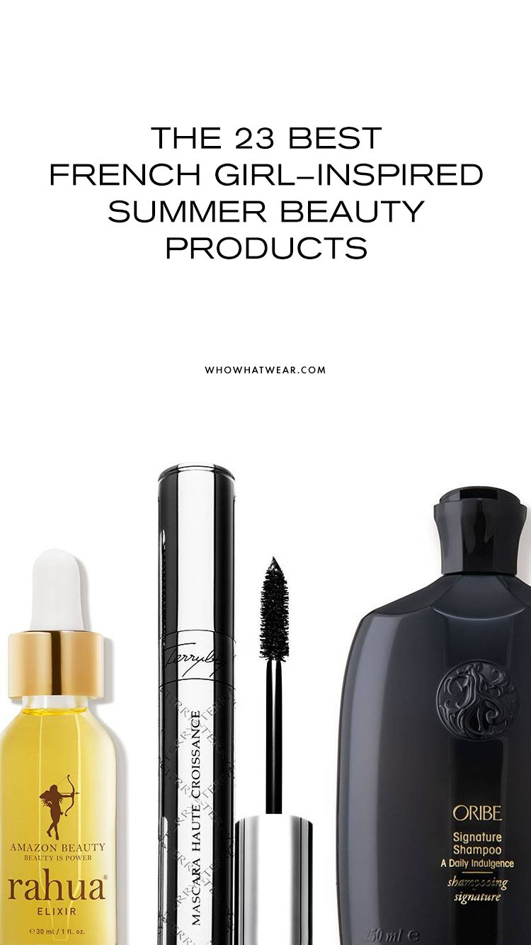 23 French Girl Inspired Summer Beauty Products Our Editors Are Buying This Month Summer Beauty Amazon Beauty Products Oily Skin Care Routine