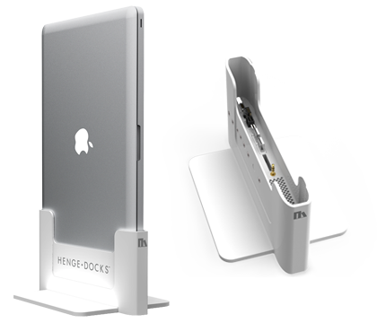 Vertical Docking Station For The Macbook Pro Docking Station Macbook Laptop Docking Station