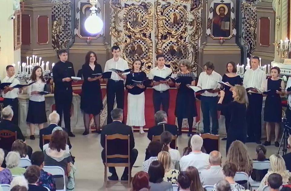 Молитва за мир: в Архикатедрі відбувся унікальний концерт духовної музики. ВІДЕО