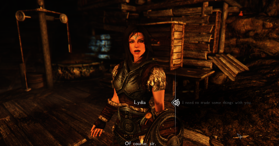 Can anyone tell me the name of this mod? It makes Lydia look