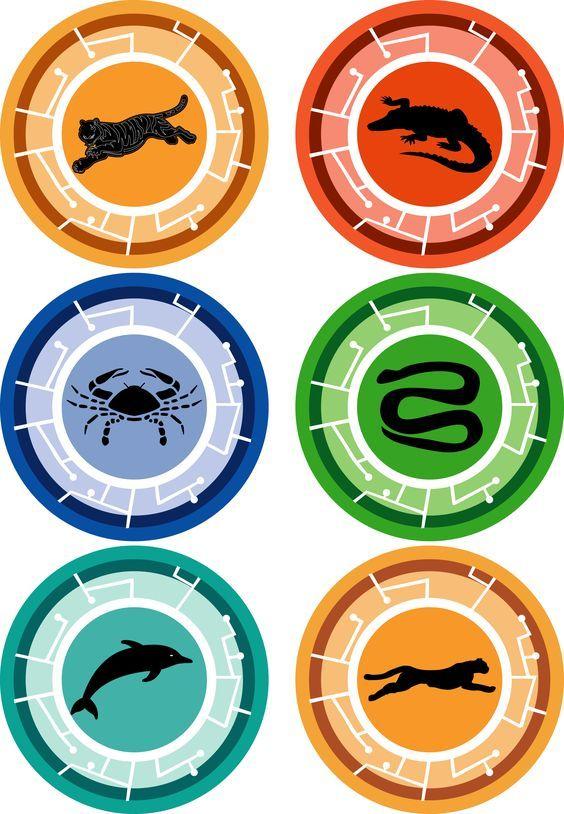 Wild Kratts Creature Power Disks Wild Kratts Wild
