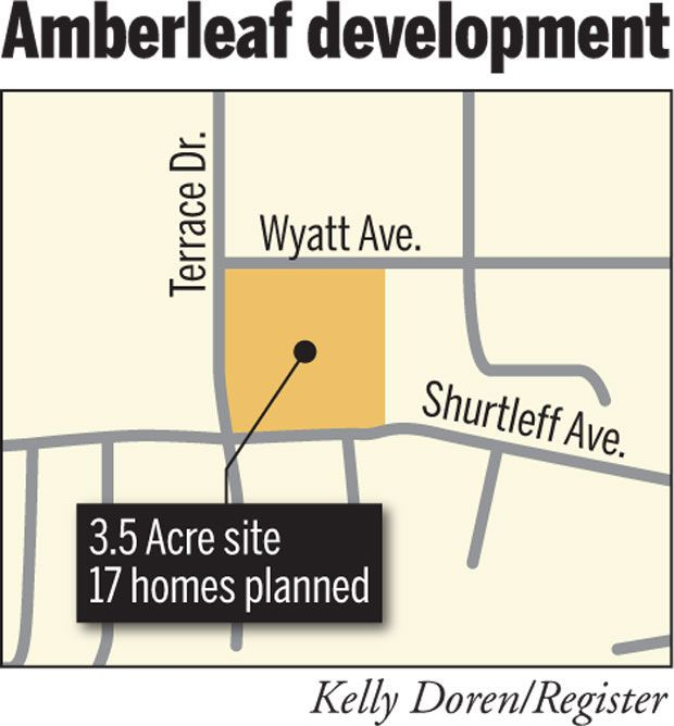 Location of our new Amberleaf neighborhood in Napa.   #New #Home #Development