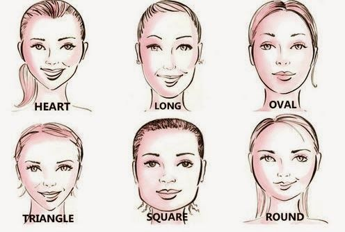 How To Choose The Right Earrings For Your Face Shape Face Shapes Heart Face Shape Oval Face Shapes