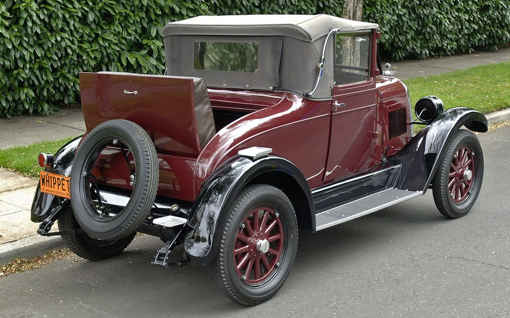 1928 Willys Overland Whippet By Cascadiaclassic Willys
