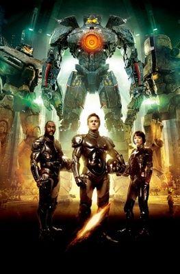 Pacific Rim 2013 Poster Em 2020 Filmes