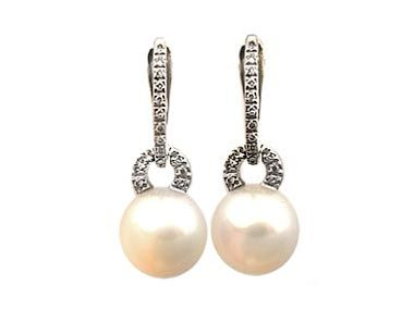 Art Deco Pearls