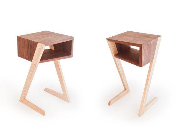 Tables d\u0027appoint bouts de canapé tables de chevet par inoowdesign - mesitas de madera