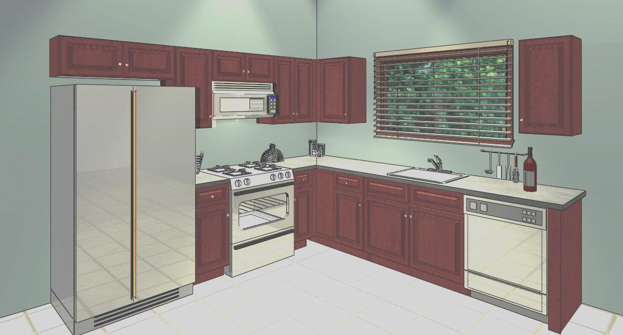 11 Complete 10 X 10 Kitchen Designs Gallery