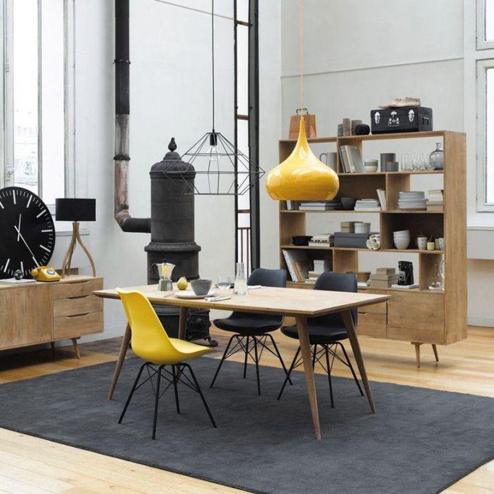 Idées pour décorer votre intérieur avec du jaune | TABLE & CHAISES ...