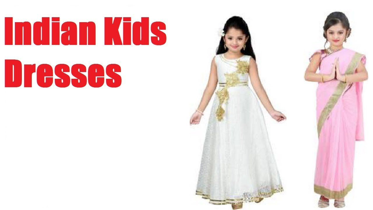 3feb0a8751 Indian Dresses for Girls Kids Party in Flipkart and amazon shopping ...