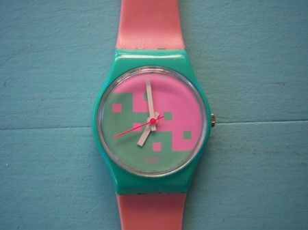 But With A Swatch Guard Of Course Swatch Watch Vintage Swatch Watch Swatch