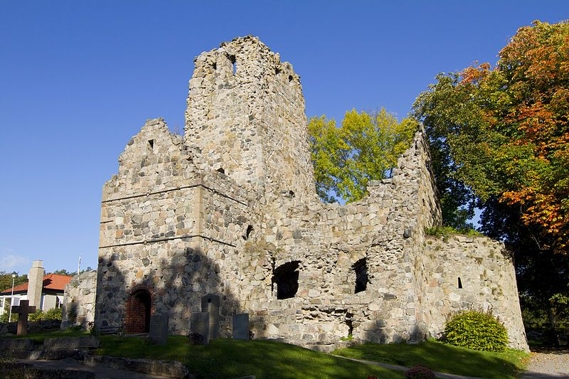 Ruins Of The World Scandinavian History Vacation Trips Sweden