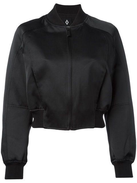 MARCELO BURLON COUNTY OF MILAN Amarau Bomber Jacket. #marceloburloncountyofmilan #cloth #jacket