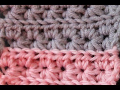 Узоры крючком Tunisian crochet pattern 24 - YouTube | Тунисское ...
