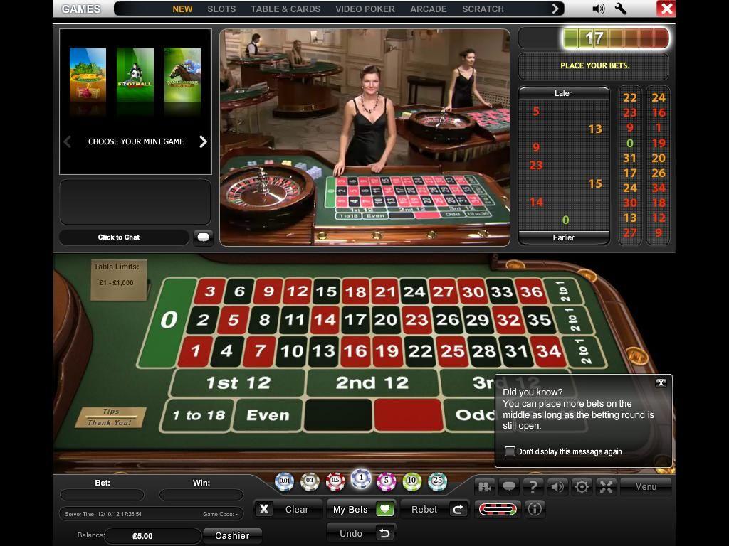 giocare casino online forum