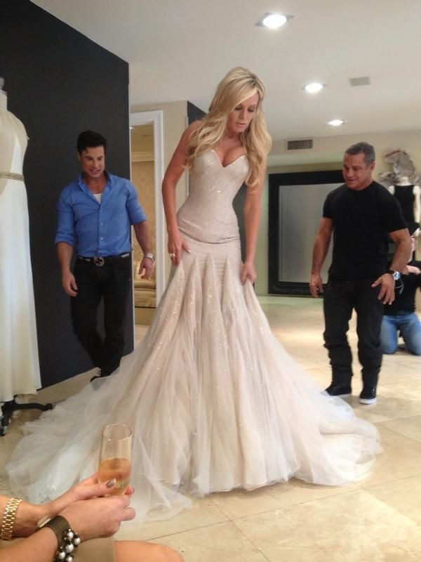 Real Housewives Of Orange County Star Tamra Barney Sets A Wedding