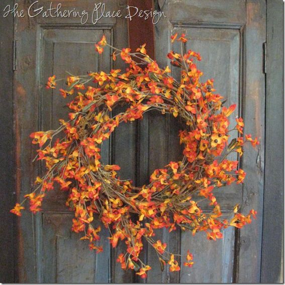 Img 0100 Diy Fall Wreath Pottery Barn Fall Wreaths