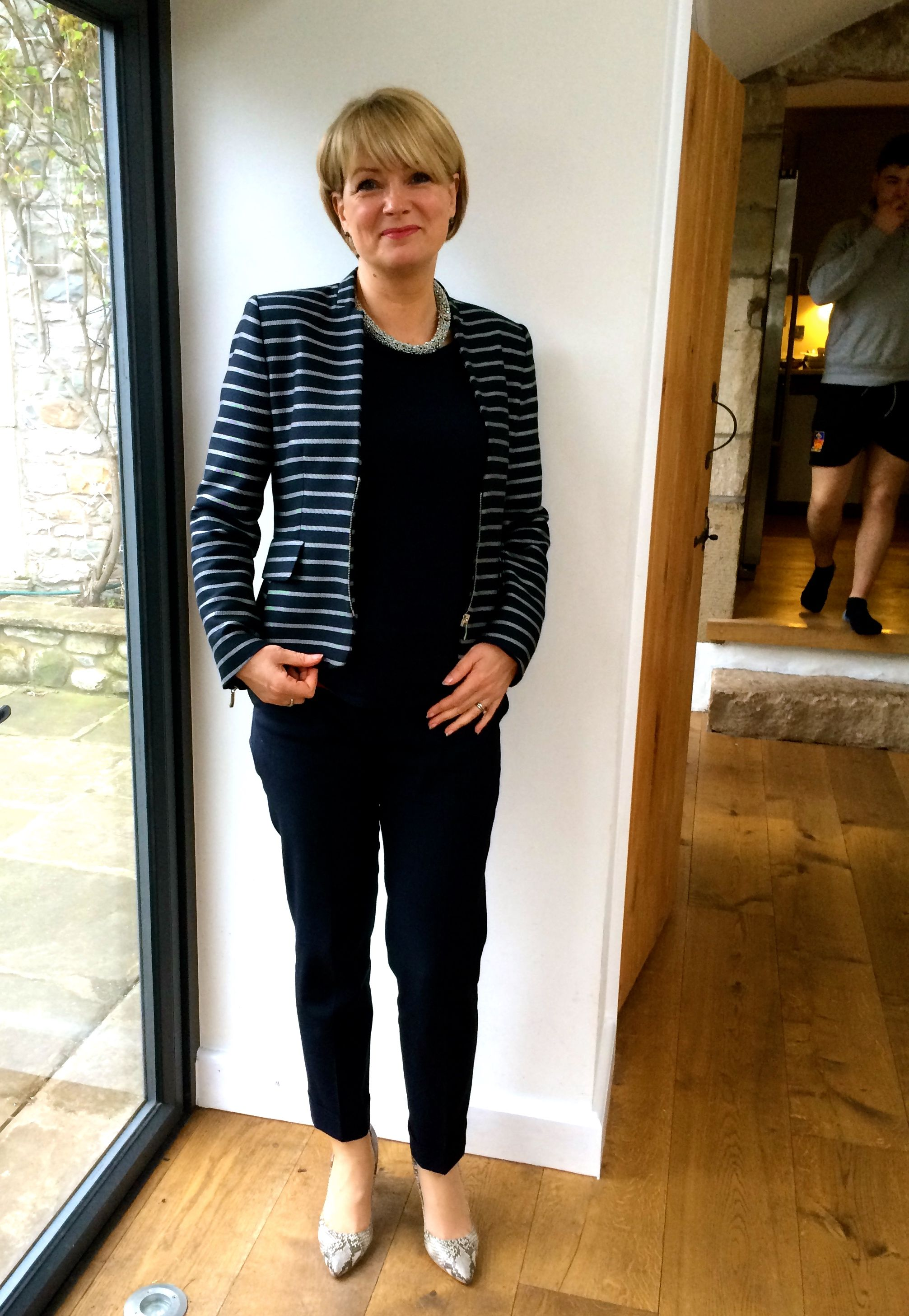 What I wore this week - work outfits for women over 40 ...