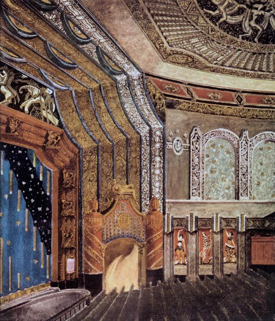 Boyd Theatre, Philadelphia Last Movie Palace Was
