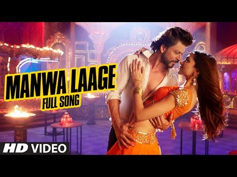 Official Manwa Laage Full Video Song Happy New Year Shah Rukh Khan Arijit Singh Songs Bollywood Music Videos New Years Song
