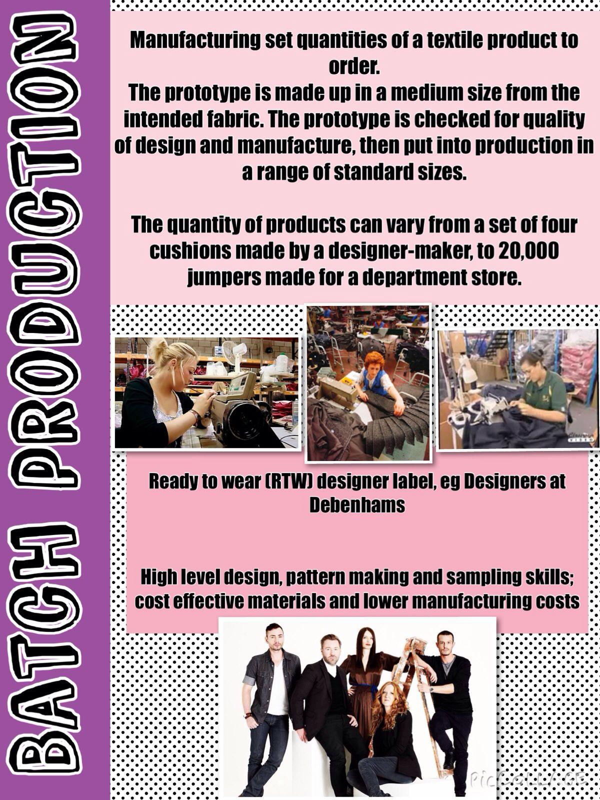 Batch Production Explained