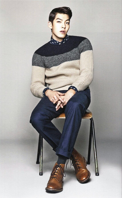 [Fashion Post] Lee Som's beauty in 9 photoshoots (with ...  |Sung Joon And Kim Woo Bin