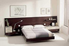 Los cabeceros de cama viene a ser parte del soporte mismo de la cama y en general están unidos para ello a la estructura de esta o al mueble...