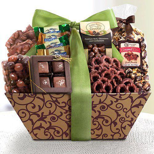 Chocolate Galore Gift Basket - CAP0003