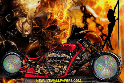 ghost rider wallpapers (With images)   New live wallpaper ...