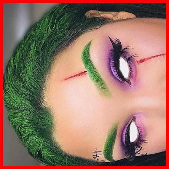 Halloween Joker Makeup 11 Halloween Makeup Easy 2020 Joker Makeup Halloween Makeup Easy Halloween Makeup Looks