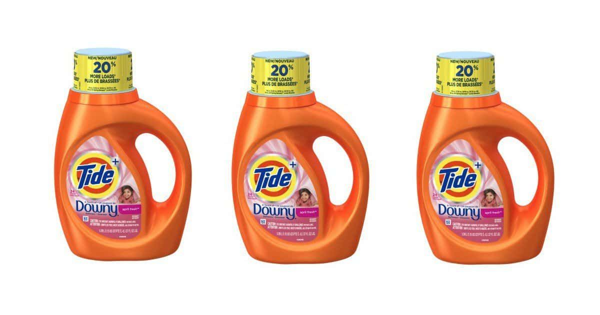 Tide For 1 00 At Walmart Go Stock Up In 2020 Tide Coupons