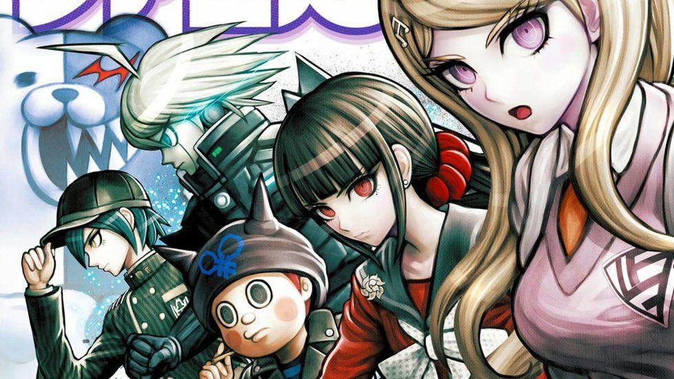 Danganronpa V3 Killing Harmony Art Monokuma Bear, Kaede