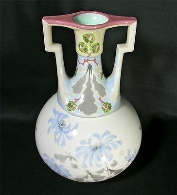 Superb Austrian Art Nouveau Ernst Wahliss Amphora Vase C 1910 Ebay