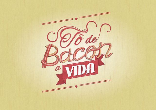To de Bacon a Vida by ¡Pelica!, via Flickr
