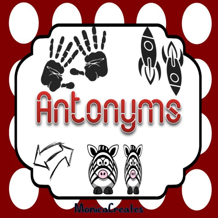Are synonyms and antonyms important to teach? Absolutely! Increase ...